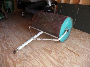alternative lawn roller