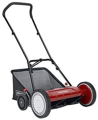 Craftman reel mower