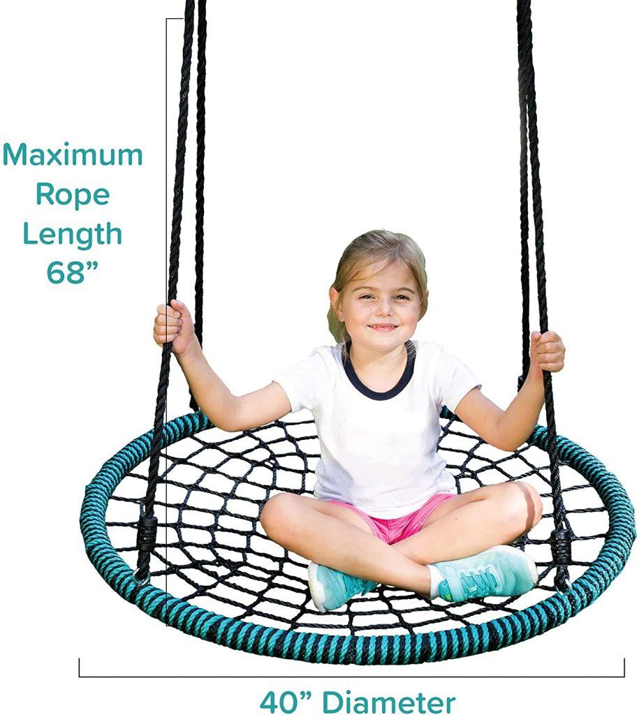 best web tree swing